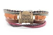 Emoji Bracelet Hear No Evil Monkey Handmade