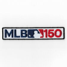 Baseball League VII iron on patch embroidered patches applique MLB 150th