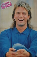 RICHARD DEAN ANDERSON - A3 Poster (ca. 42 x 28 cm) - Clippings Fan Sammlung NEU