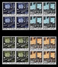 PORTUGAL - PORTOGALLO - 1970 - Raffinerie di petrolio di Porto