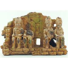 Aquarium Fish Tank Ornament Decoration Aztec Ruin Medium - MS766