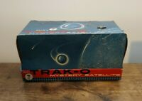 Vintage 1960's Park's Trak-O Mystery Satellite Battery Operated Toy In Box