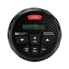 MB Quart GMR-3 Powersport / Marine Audio Source Unit w/ Bluetooth GMR3 Head Unit