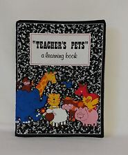 Teacher's Pets - Soft Cloth Books for Baby, Children, Boys, Girls, Child, Kids