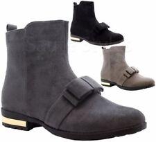 Block Heel Suede Standard Width (D) Casual Heels for Women