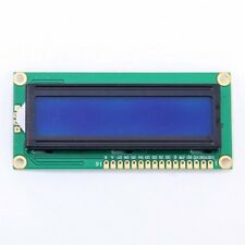 3.3V HD44780 1602 LCD Display Module 16x2 Character LCM Blue Blacklight NEW