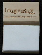 Imaginarium Designs 'SPONGING BLOCK' Use with Ink *NEW* Stamping/Card Making