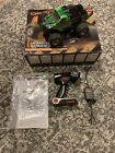Dromida 1/18 Monstor Truck 4WD Waterproof RC Tested And Working RTR