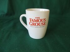 THE FAMOUS GROUSE WHISKY  CERAMIC MUG IN EX COND
