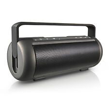 Portable Pro Bluetooth Speaker Stereo Grip Wireless Super Bass Dancing Party