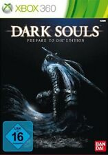 Microsoft Xbox 360 game - Dark Souls #Prepare to Die Edition boxed