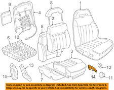 GM OEM Front Seat-Recline Handle Lever Left 12473016