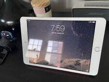Apple iPad mini 3 128GB, Wi-Fi + Cellular (Verizon), 7.9in - Silver