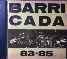 BARRICADA - 83-85 Cd Nuevo Precintado 5