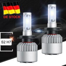 New 2Pcs H7 20000LM 180W LED Birnen Scheinwerfer Lichter Leuchte Lampen 6500K