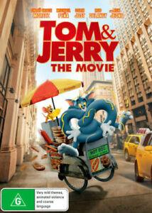 Tom & Jerry The Movie BRAND NEW Region 4 DVD