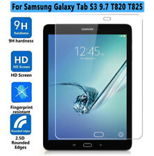 HD+ Tempered Glass Screen Protector For Samsung Galaxy Tab S3 T820 T825 9.7