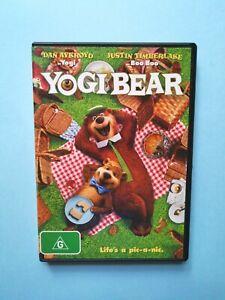 Yogi Bear 🎬 DVD Region 4 🎬