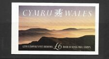 GB 1992 Wales Prestige Stamp Booklet - DX 13