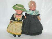 Antique Vintage   Doll Lot as is