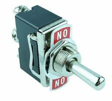 (On)-Off-(On) Toggle Switch Screw Terminals 10A 250VAC SPDT