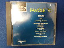 COMPILATION - FAVOLE '70. EDIZIONE DEAGOSTINI. CD
