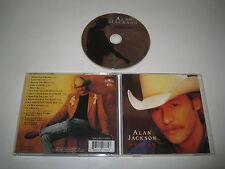 ALAN JACKSON/WHO I AM(ARISTA/74321 21768 2)CD ALBUM