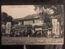 Mint Saigon Vietnam RPPC Postcard annamite burial