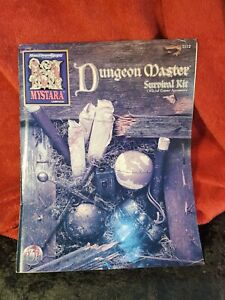 Dungeons & Dragons TSR -  Mystara Dungeon Master Survival Kit 1995 - 2512