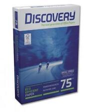 500 Blatt Discovery Multifunktionspapier 75g/m² DIN-A3 Papier Druckerpapier weiß