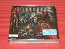 2018 JAPAN CD POWERWOLF THE SACRAMENT OF SIN WITH BONUS DISC