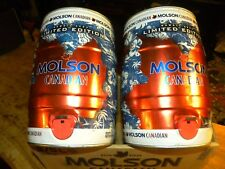 2 Extremely Rare Molson Bubba 2003 Hawaii Reyn Spoon limited edition