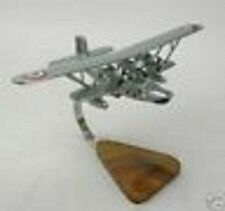 BR-521 Bizerte Breguet Airplane Desk Wood Model Small New