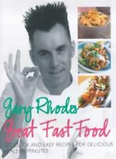 Great Fast Food By Gary Rhodes. 9780091879006