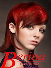 BRIGHT RED BERINA HAIR DYE COLOR CREAM A23  Fashion Salon New
