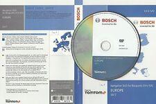 VOLKSWAGEN Blaupunkt  Europe DVD 2017 EX-V für VW RNS2 Software Version 2017 NEU