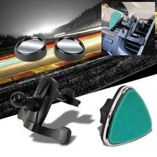 TYA E02 Air Vent Magnet Car Mount Holder For Mobile Cell+RDBKB Blind Spot Mirror