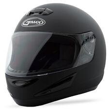 GM38S Dull Flat Black full face motorcycle helmet size 3XL XXXL Gmax Helmets
