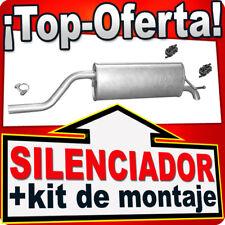 Silenciador Trasero FIAT GRANDE PUNTO (199) 1.2 65PS DESDE 09.2005 Escape MMP