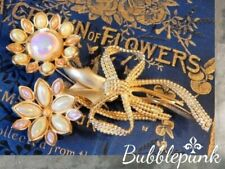 Flower Pin Nwt ~ Estate Jewelry Designer Signed Jay Strongwater Rare Statement