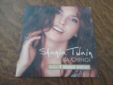 cd SHANIA TWAIN ka-ching!