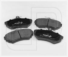 Forros de Freno Pastillas Seat Ibiza 2 II 19 Tdi Eje Delantero