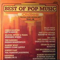 Various Best Of Pop Music Oldies Vol III LP Comp Vinyl Schallplatte 173308