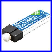 E-Flite Eflite 500mah 1S 3.7V 25C LIPO RC Battery UMX Glimpse EFLB5001S25UM