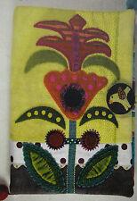 Pattern - Firefly Sewing Envelope - applique Pattern - Sue Spargo