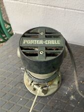 Porter Cable Router 6302 With 1001 Base