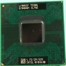 Intel Core 2 Duo T5300 1.73 GHz Socket M CPU SL9WE Grade B