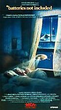 Batteries Not Included (VHS,1987)