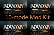 10-Mode, Rapid Fire Stealth Mod Kit for Xbox 360 Controller, Buy 2 Get 1 free