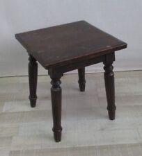 Sgabello in faggio massello con seduta in legno - sedia - pouff - tavolino - 900